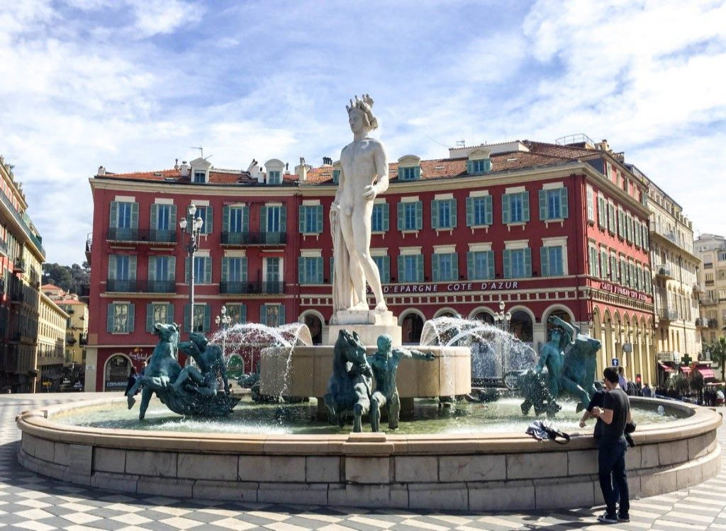 explore french riviera take walking tours in nice france