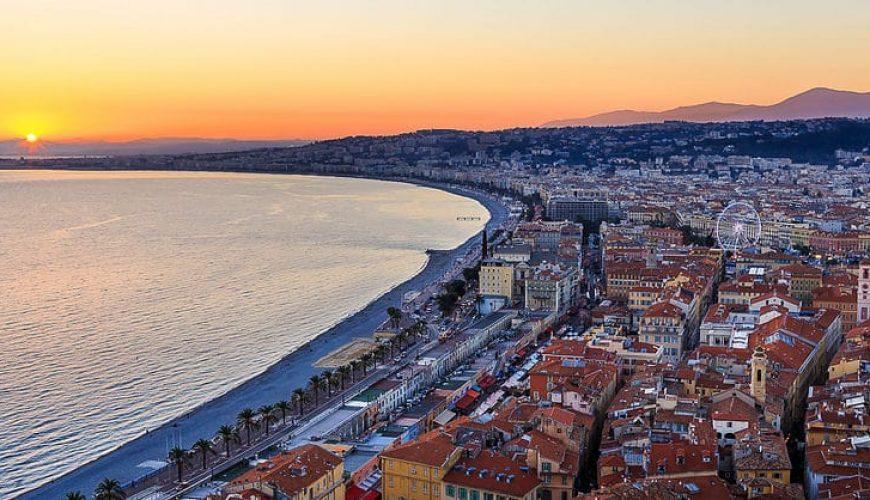 Stadtführung Nizza