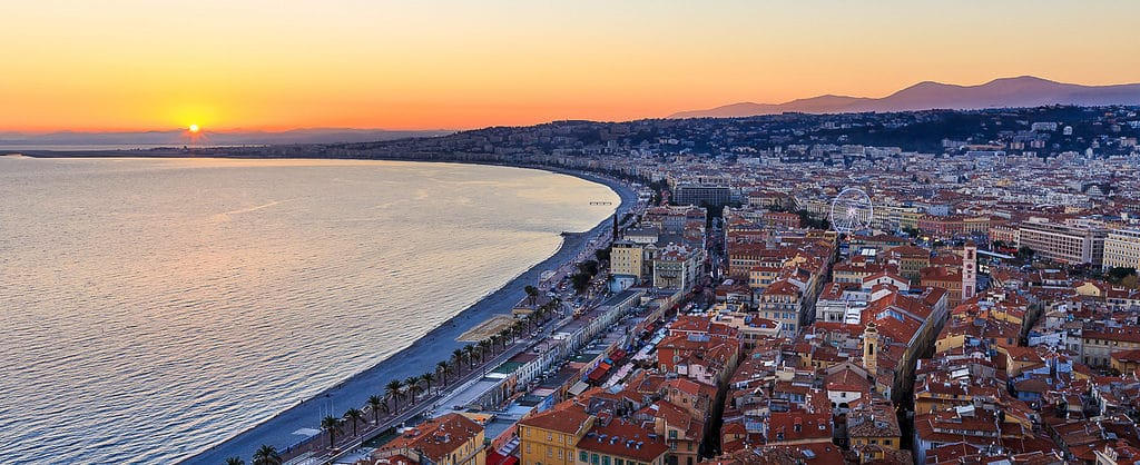 FREE WALKING TOUR OF NICE FRANCE