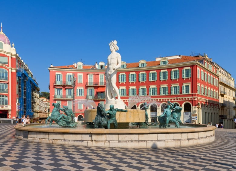 french riviera tours massena square