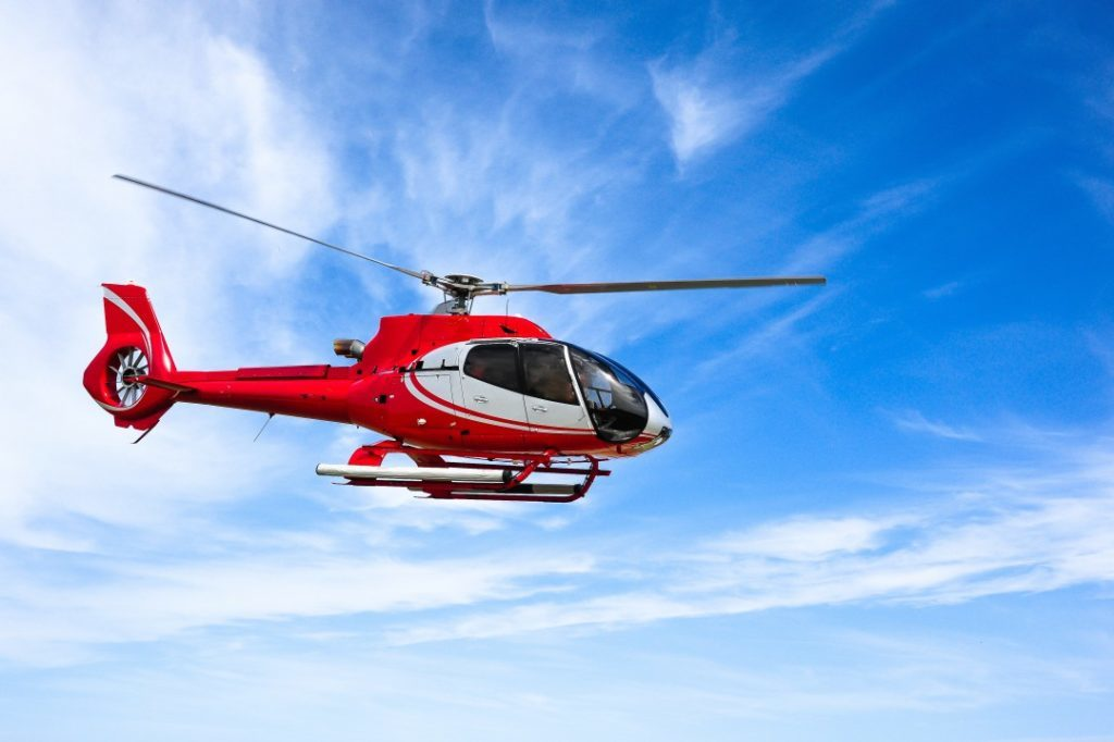 from nice airport to monaco helicopter