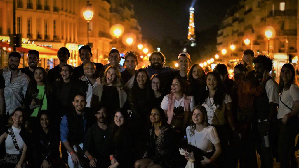 living and student housing in paris bar crawl