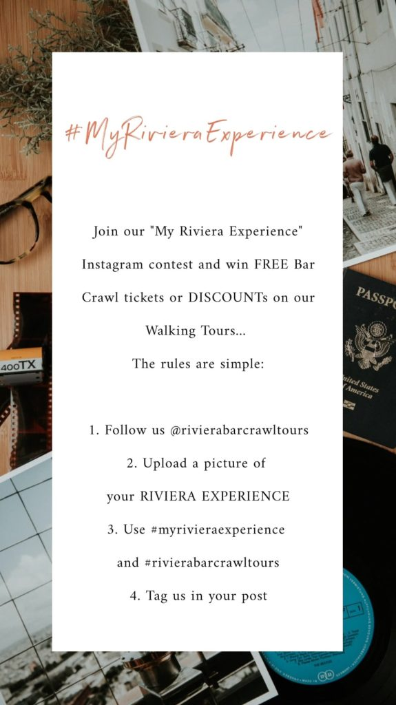 #myriviera experience join our instagram photo contes