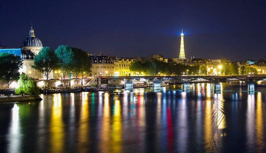 Choses à faire la nuit à Paris