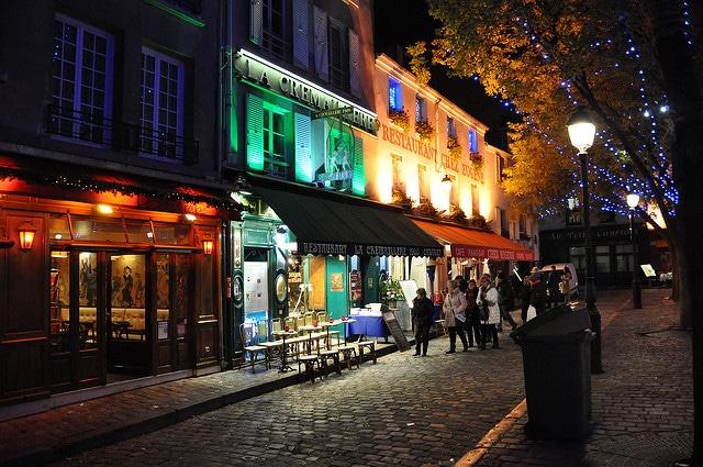 paris night things to do
