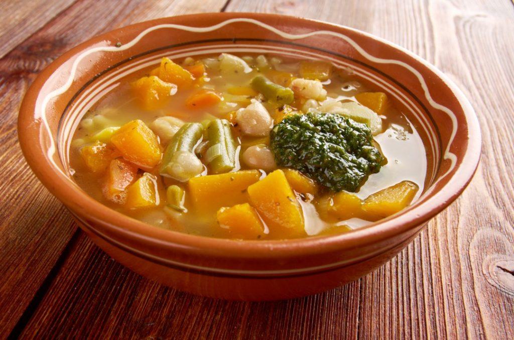 que faire à nice soupe pistou