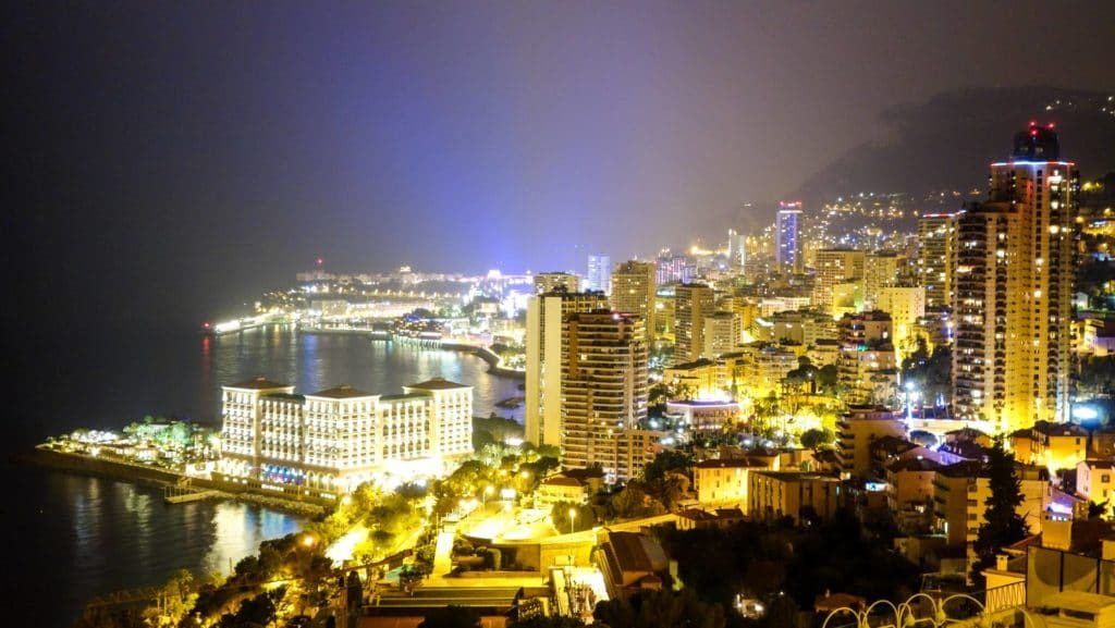 sightseeing tours in monaco monte carlo night club
