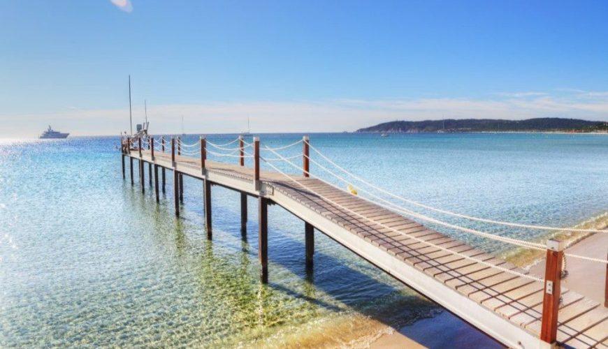 Die besten Strände und Orte an der Côte d'Azur
