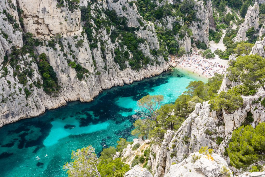 the best côte d'azur beaches and places