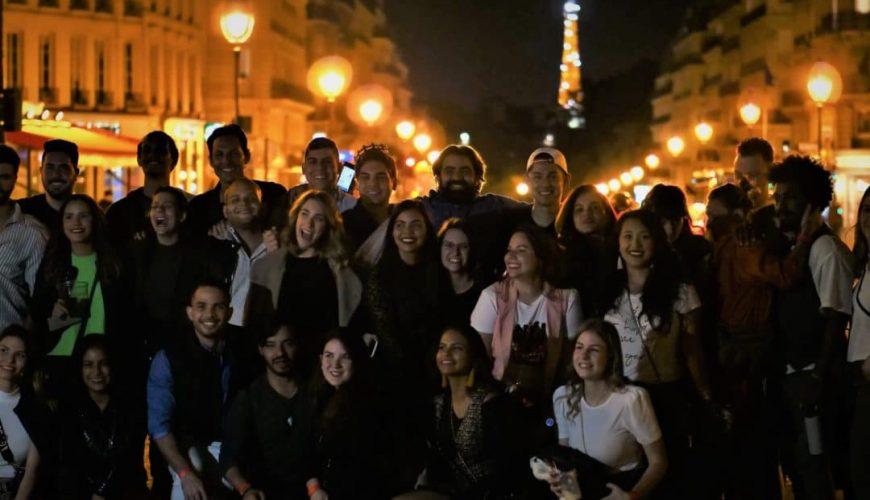 Junggesellinnenabschied Paris