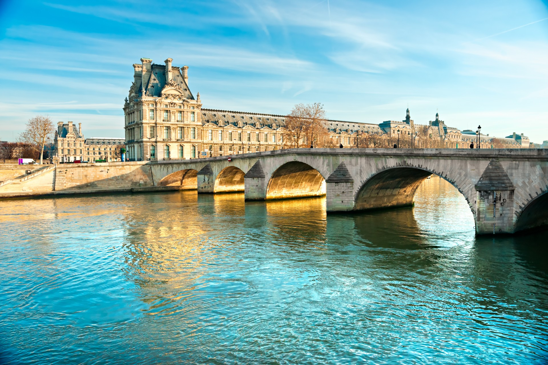 paris spring break