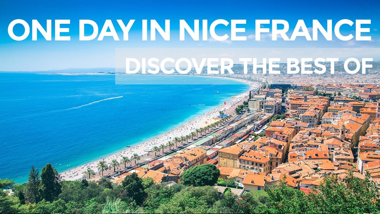 Ein Tag in Nizza