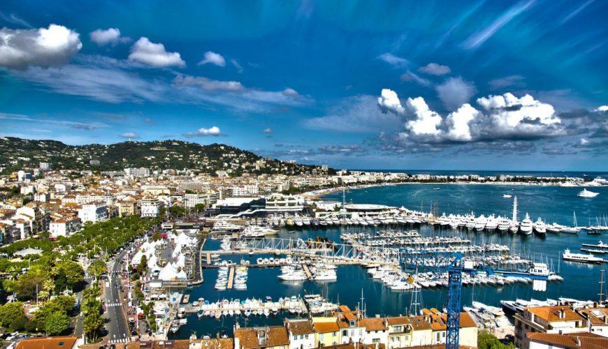 Cannes Stadtführung