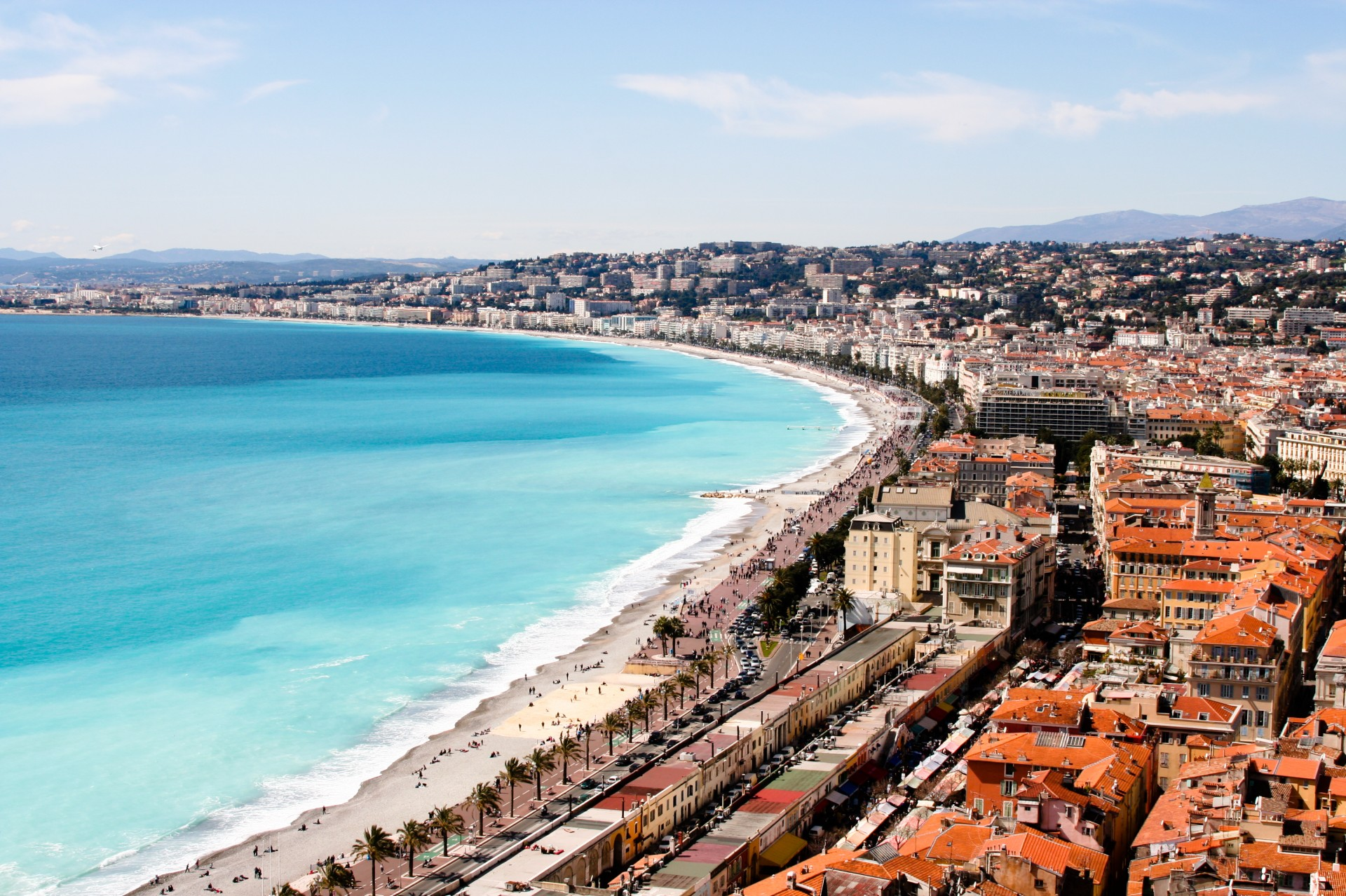 french riviera without a car