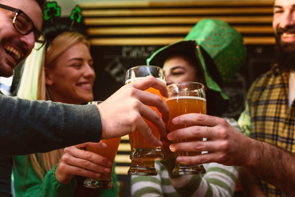 saint patrick's day in paris