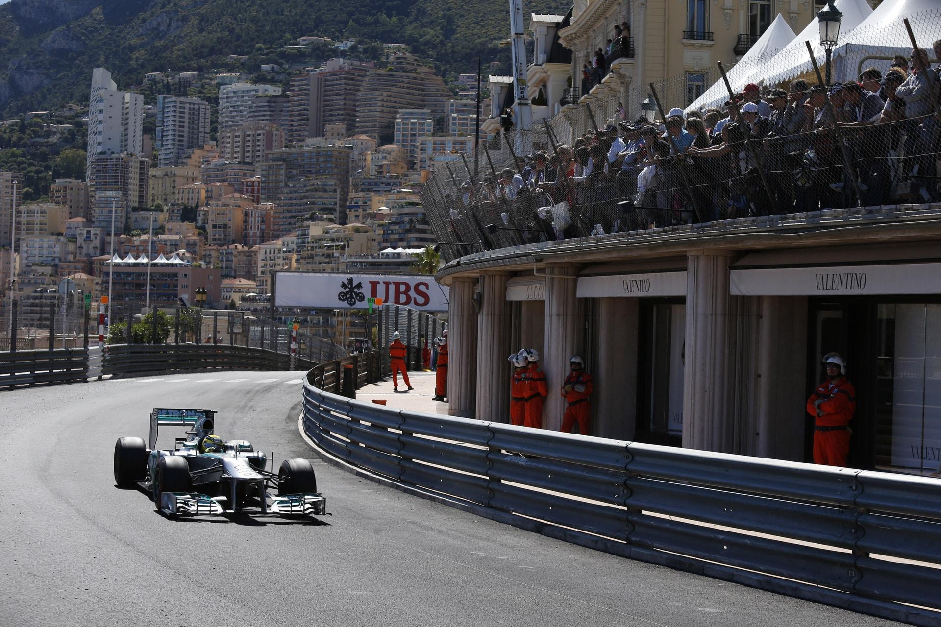 Where is Monaco located