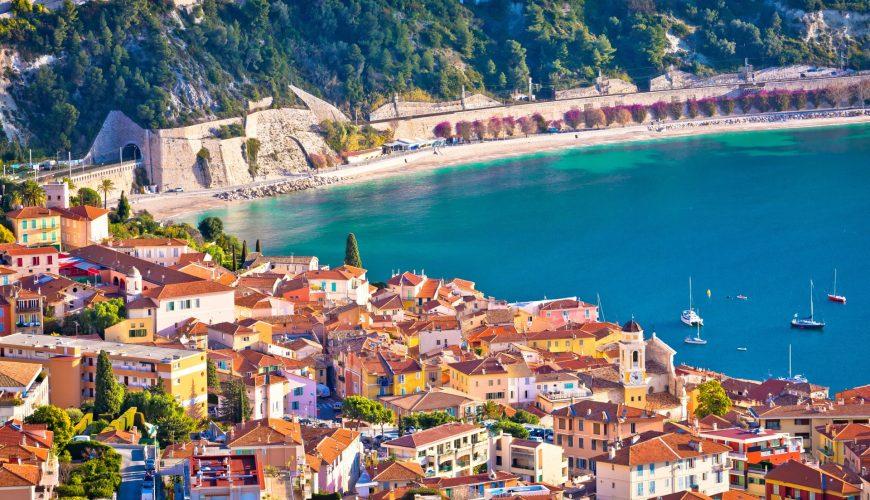 Beste Dörfer Côte d'Azur
