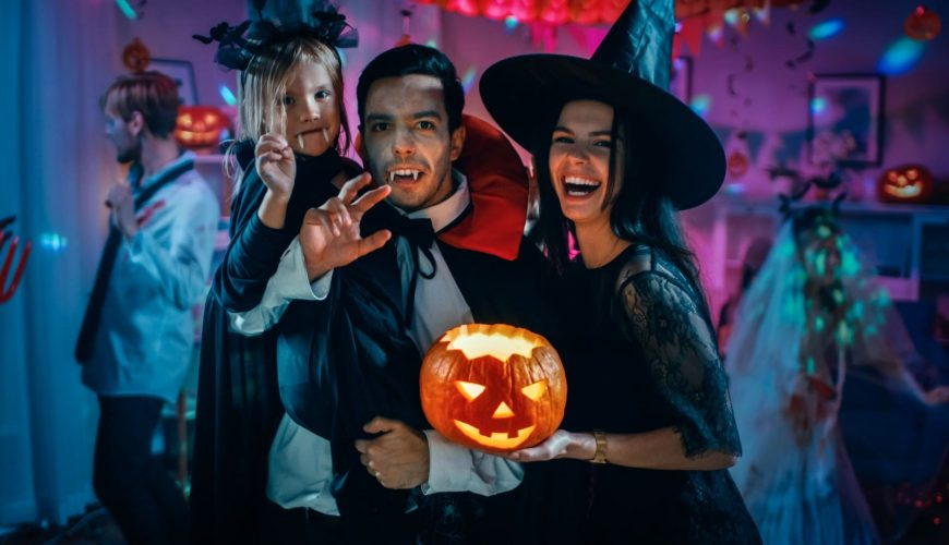 Halloween Nizza