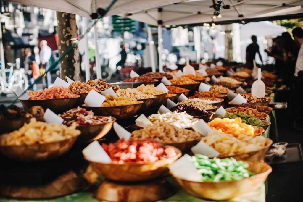 how to start a food tour business