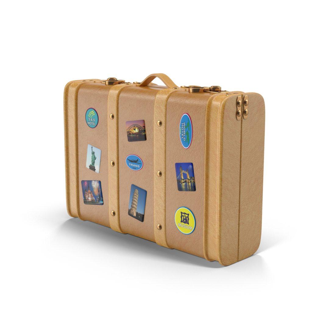 luggage storage nice