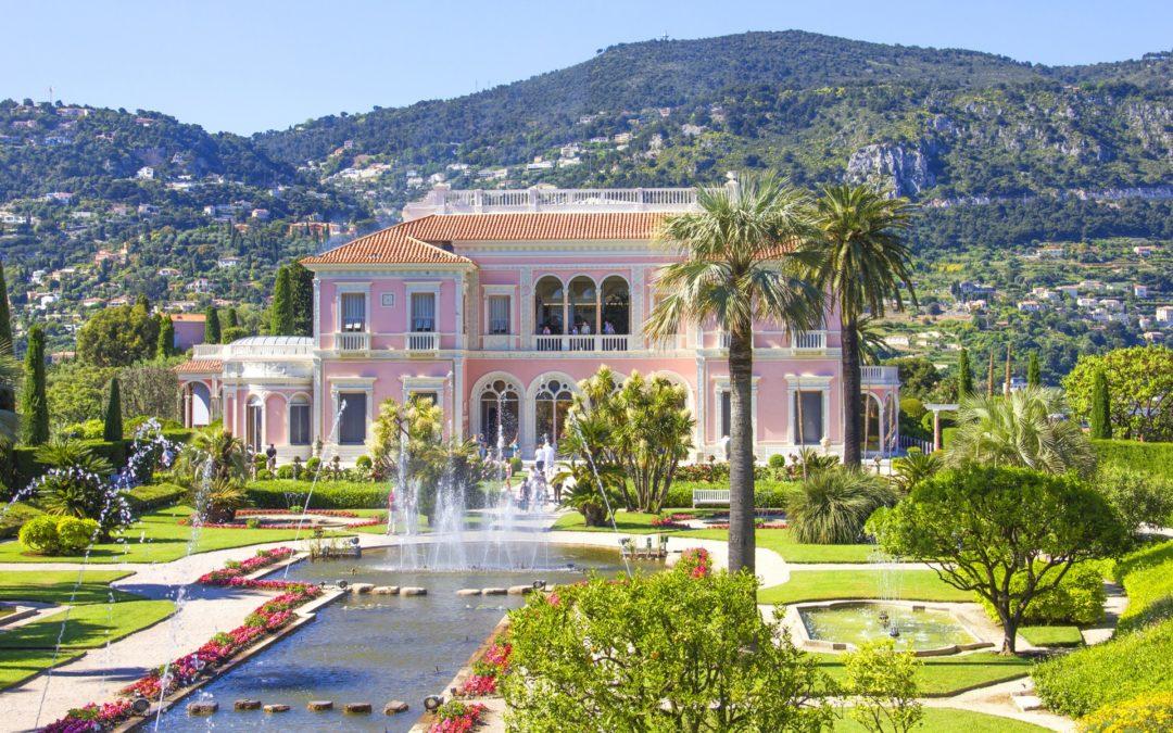 Villa Ephrussi Rothschild