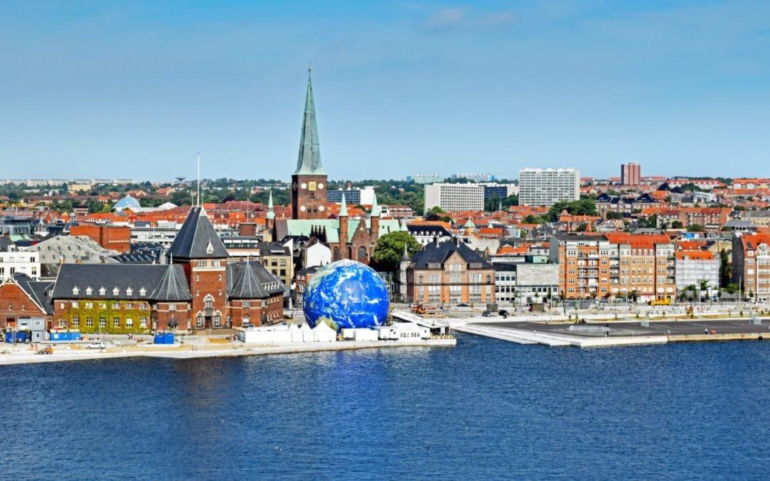 Aarhus Walking Tour