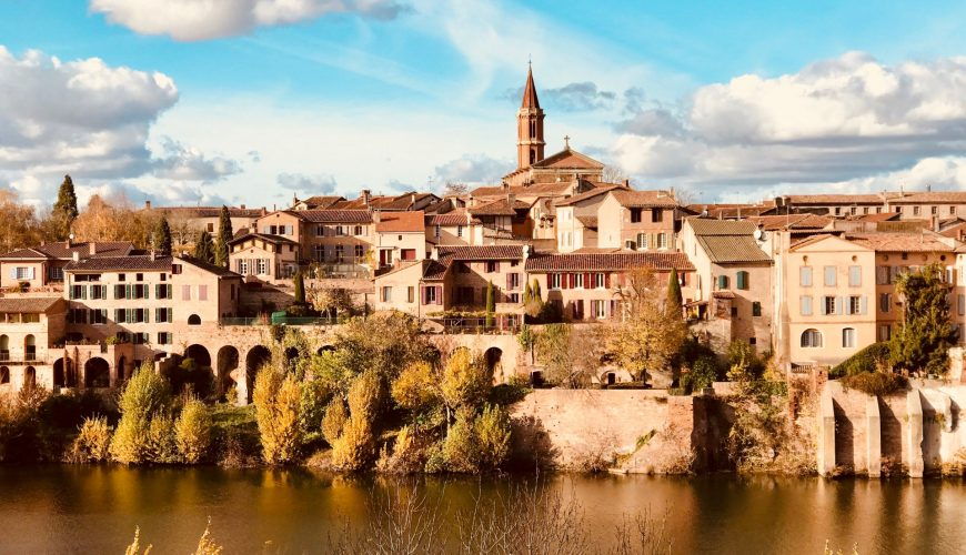 albi walking tour