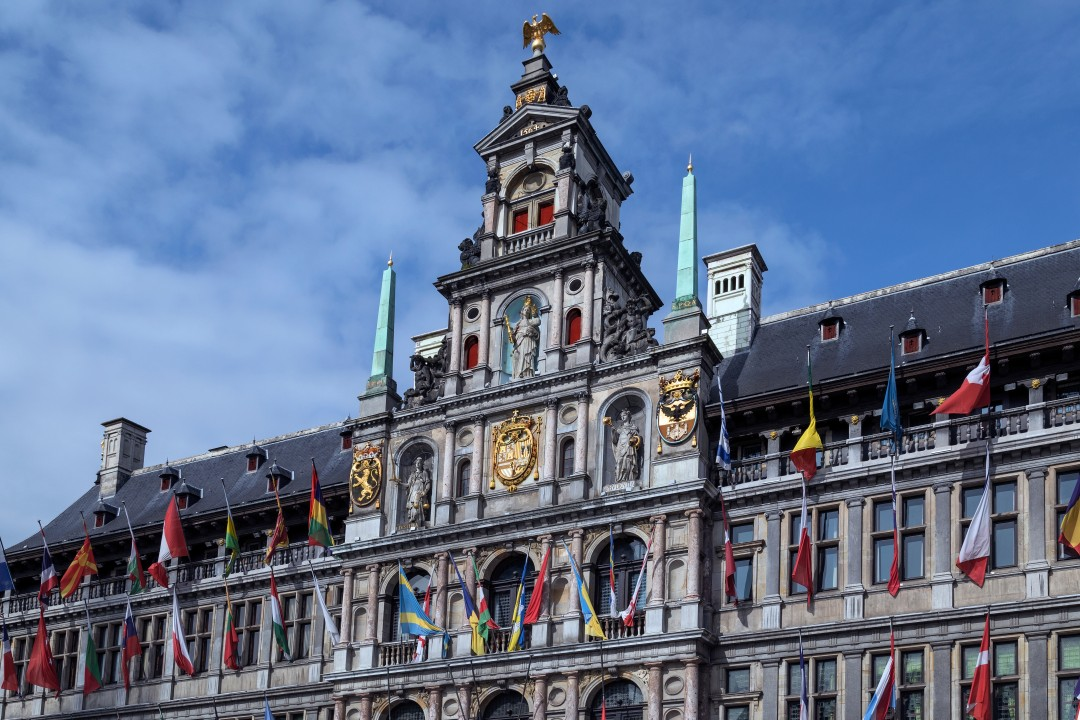 antwerp walking tour