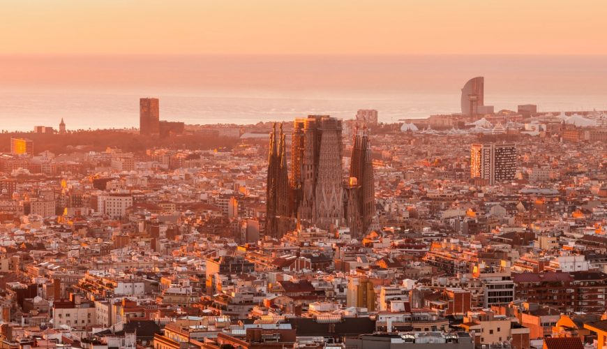 barcelona walking tour