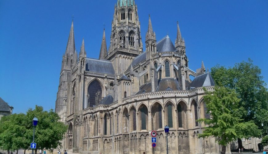 bayeux walking tour