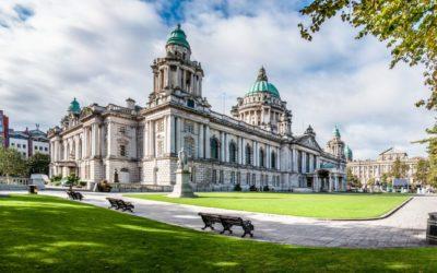 Belfast Walking Tour