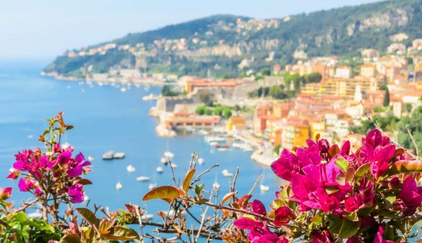 Wie wurde die Côte d'Azur geschaffen?