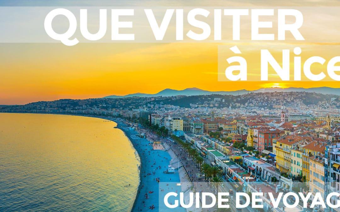 Visiter Nice : Votre guide insolite de Nice