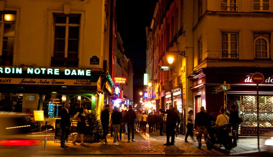 What are the best parties Paris this weekend