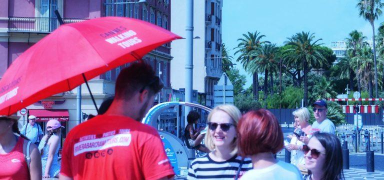free walking tours france