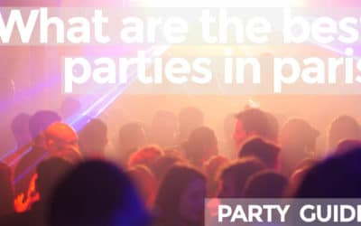 What are the best parties Paris this weekend?