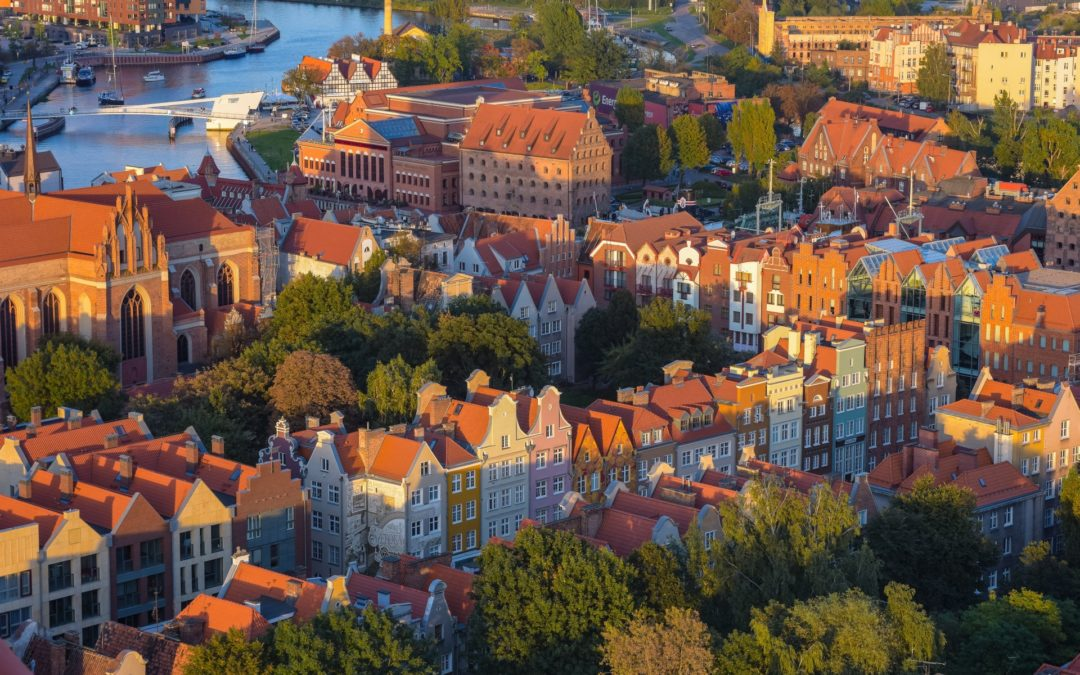Gdansk Walking Tour