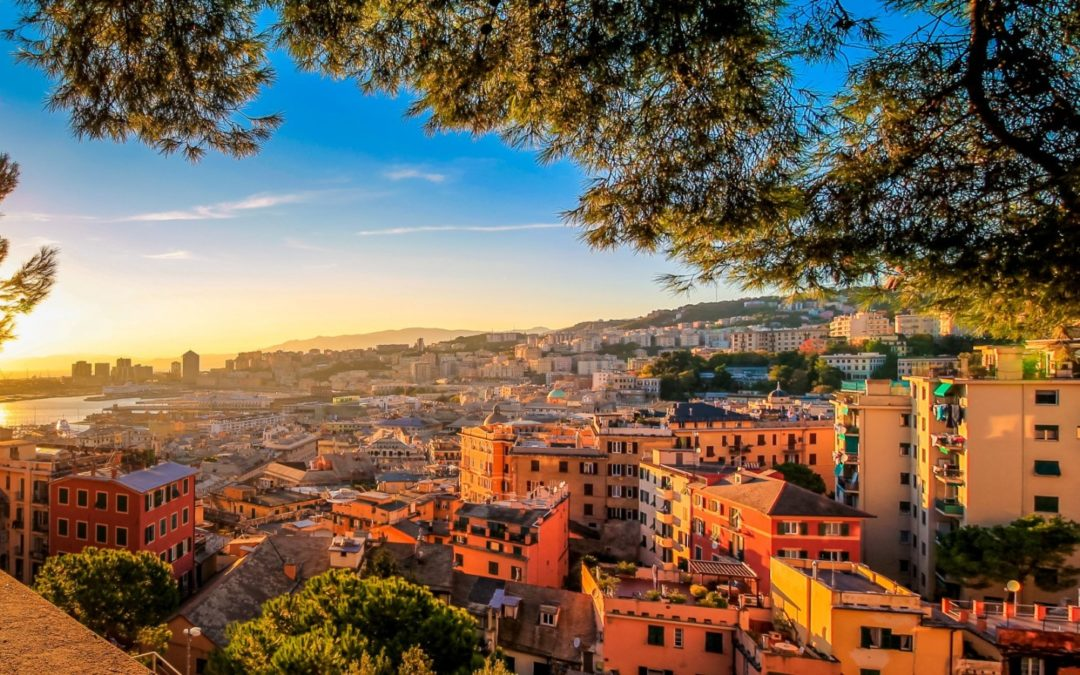 Genoa Walking Tour