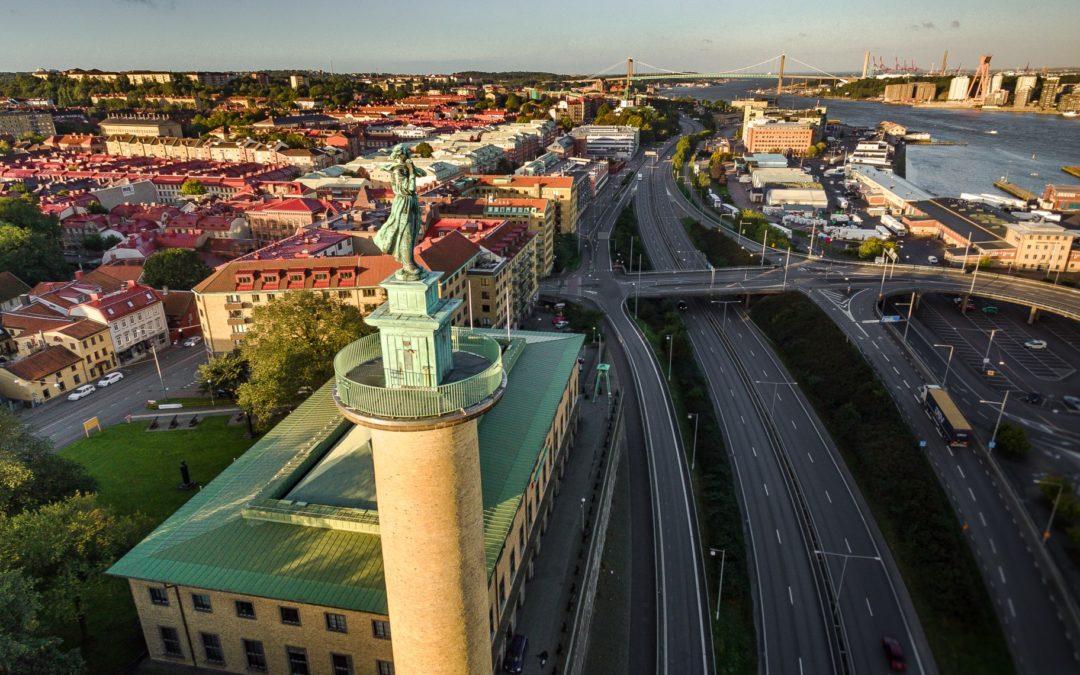 Gothenburg Walking Tour