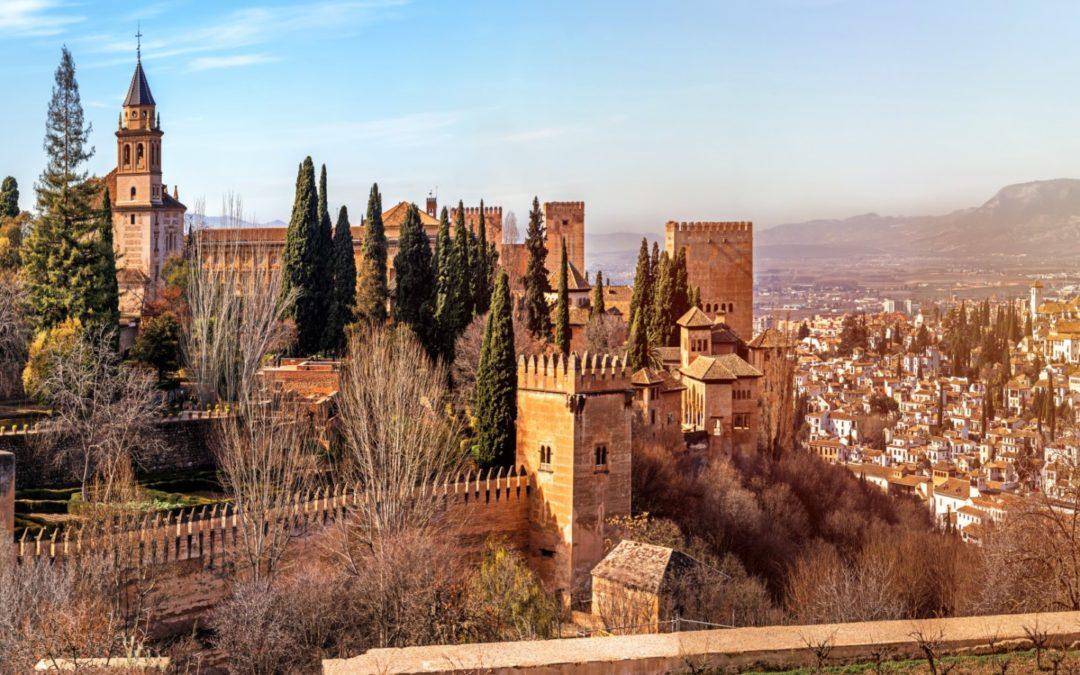 Granada Walking Tour