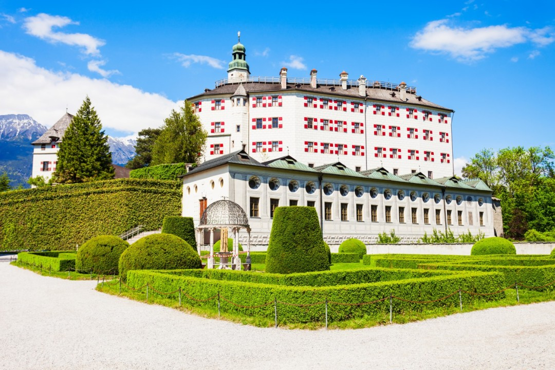 innsbruck walking tour