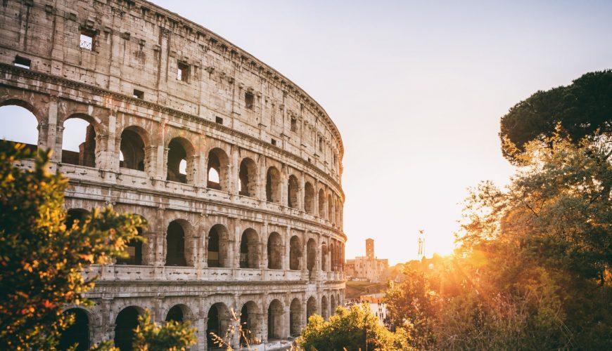 Rome walking tours
