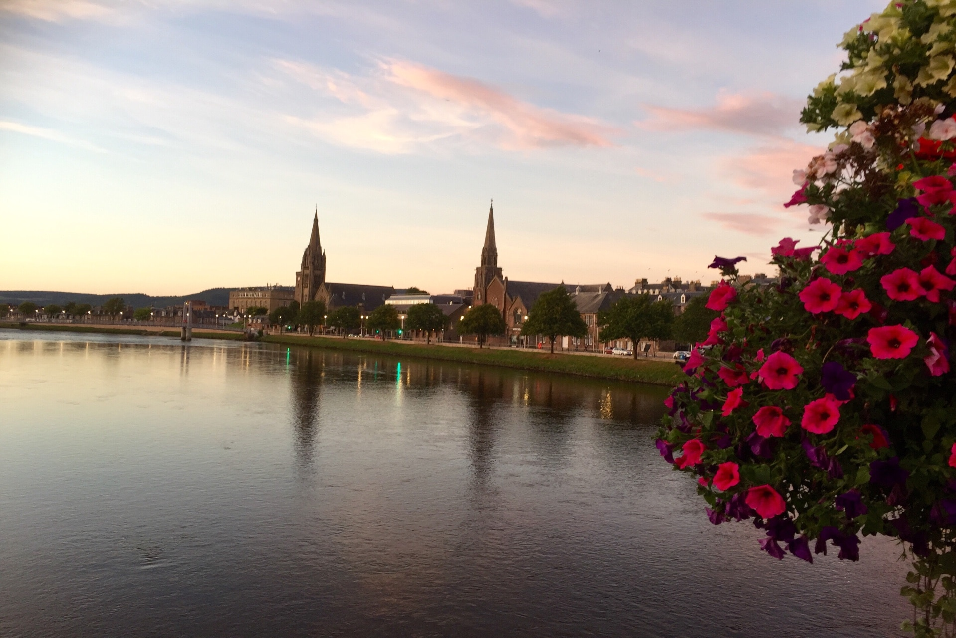 Inverness Walking Tour