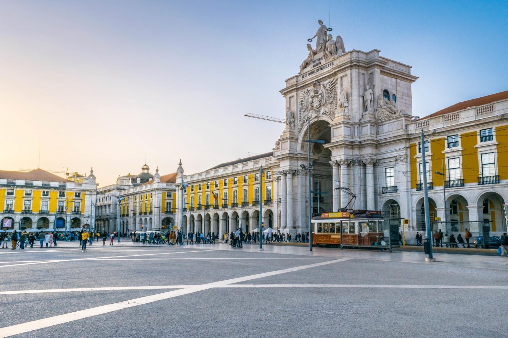 Lisbon Walking Tour