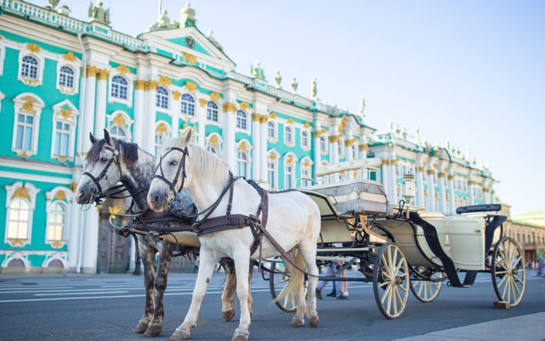 Saint Petersburg Walking Tour