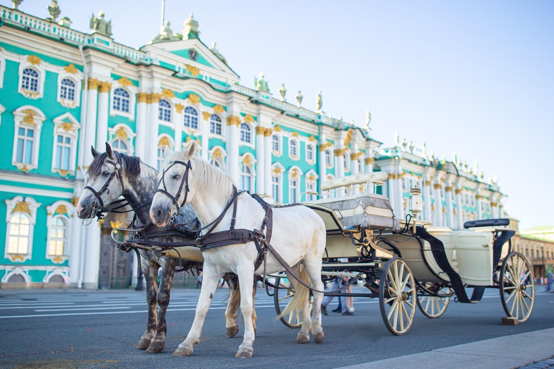 Walking tour Saint Petersburg