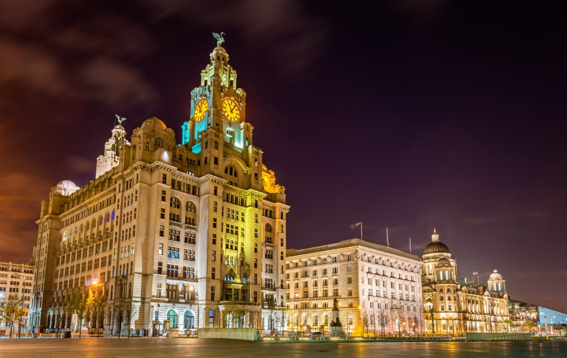 Liverpool Walking Tour