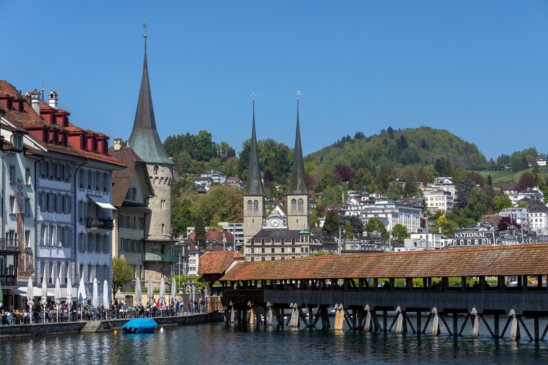 Lucerne Walking Tour