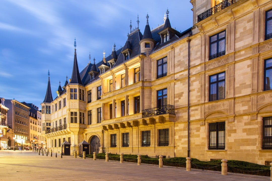 Luxembourg City Walking Tour