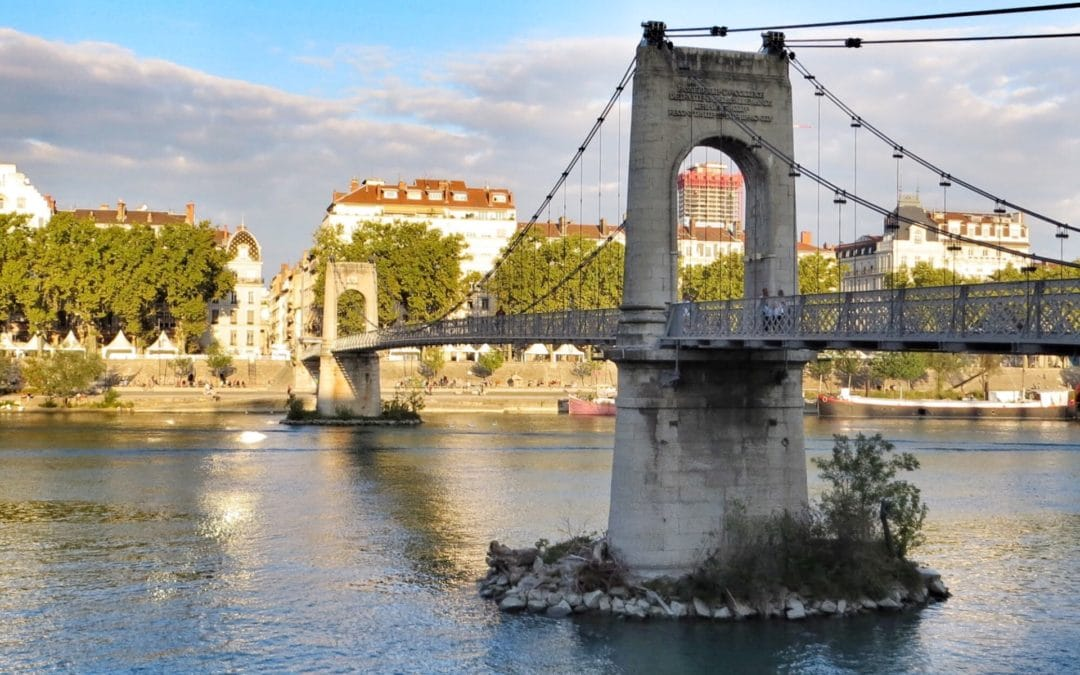 Lyon Walking Tour